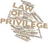 law of privilege